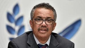 Covid-19:WHO chief Tedros says countries on 'dangerous track'