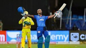 A fighting Dhawan doesn't let his limitations hold him back