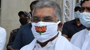 West Bengal BJP state president Dilip Ghosh had previously too, overturned a few appointments made to BJYM.(PTI Photo)
