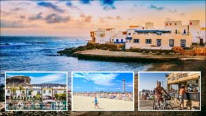 Canary Islands welcomes tourists after being added to UK's safe travel list despite surging Covid-19 cases in Spain