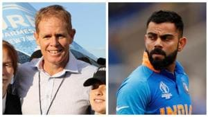 'They could be celebrating but he is at the gym': Shaun Pollock on Kohli