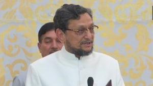 File photo: Chief Justice of India SA Bobde.(ANI)