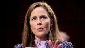 US Senate advances nomination of Judge Amy Coney Barrett to Supreme Court