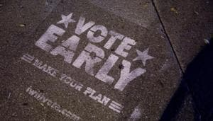 US Election 2020: What is early voting and how will it impact the White House race?