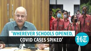 'Delhi schools to remain closed till further orders': Manish Sisodia
