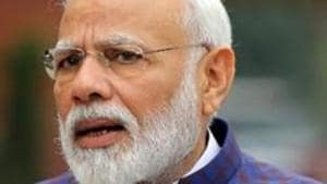 PM Modi's comments came a day before the first round of the three-phase Bihar elections beginning Tuesday.