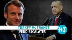 Watch: Turkey slams Macron over Charlie Hebdo cartoon mocking Erdogan