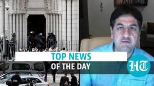 Editorji news wrap: 3 killed in France 'terror' attack and other top headlines