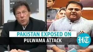 Watch: Pakistan minister brags about role Imran govt's role in Pulwama attack