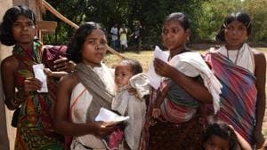 Western Odisha districts like Kalahandi and Bolangir are replete with examples of child sale. (Image used for representation).(HT PHOTO.)