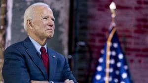 If Joe Biden wins presidential election, what would US climate change pledge look like