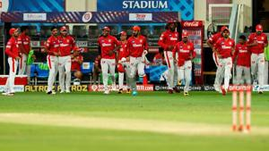 IPL 2020 KXIP vs RR: Kings XI Punjab ready to walk in to the field from their dugout(IPL)