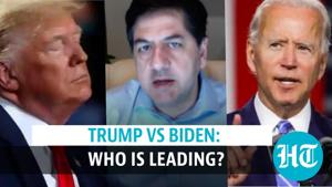 US Elections 2020: Who is leading, Donald Trump or Joe Biden?