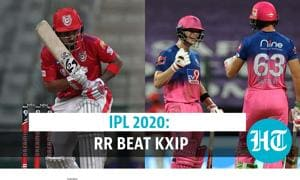 IPL 2020: Rajasthan Royals stay alive with a 7-wicket win over KXIP