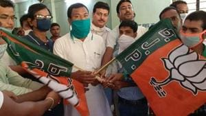 The organisational changes are directly related to the party's election strategy, BJP leaders said. (Photo @BJP4Bengal)