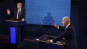 Donald Trump and Joe Biden intensify their election campaigns