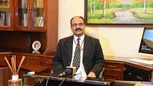 Finance secretary Ajay Bhushan Pandey said that economic recovery in many areas has crossed the pre-Covid level, and is expected to see further growth. (Photo@FinMinIndia)