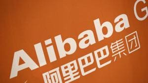 Sales from Alibaba's core e-commerce business rose 29% to 130.92 billion yuan in the reported quarter.(AP file photo)