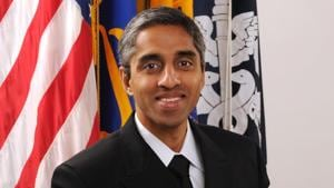 Vivek Murthy was the 19th Surgeon General of the United States — also called America's Doctor — from December 15, 2014 to April 21, 2017(Image courtesy: Wikimedia Commons)