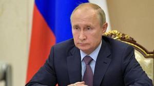 Russian President Vladimir Putin.(AP)