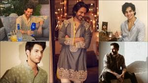 Diwali 2020 fashion: Kartik, Ishaan, Siddhant, Aditya and Rohit stun in ethnic(Instagram)