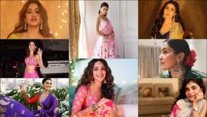 Here's what we think of the Diwali fashion of Bollywood divas in their 20s(Instagram)