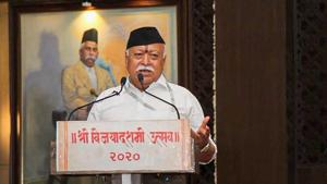 RSS functionaries have been meeting diplomats formally since 2009.(PTI Photo)