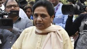 BSP supremo Mayawati has surprised many by removing Munkad Ali from the position of chief of party's Uttar Pradesh unit.(HT PHOTO)