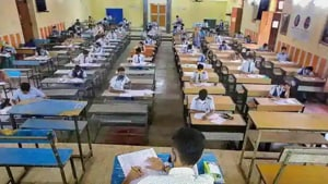 According to the schedule, the directorate will conduct the Class 11 supplementary exams from December 18 to 23, 2020.(HT file)