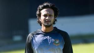 Photo of Bangladesh all-rounder Shakib Al Hasan(Twitter)