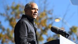 After the successful Abbottabad raid, Obama made a number of calls domestically and internationally, the toughest of which he expected to be that with the then Pakistan President Asif Ali Zardari, he wrote.(REUTERS)