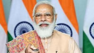 Prime Minister Narendra Modi described the finalisation of the Brics Counter-Terrorism strategy as an important achievement.(PTI Photo)