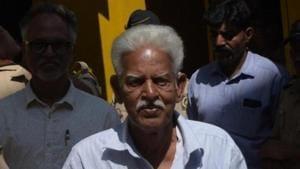 Varavara Rao.(HT Archive)