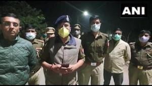 A senior police official in Uttar Pradesh's said the man, who attacked the woman dentist, has been arrested.(ANI Photo)