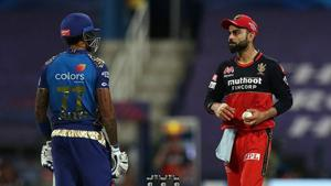 'He plays the game very aggressively': Suryakumar reveals details about IPL 2020 banter with Virat Kohli