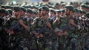 Four members of the Hashed al-Shaabi and two policemen died along with three civilians, Mohammed Zidane, the mayor of Zouiya, 50 kilometres from the city of Tikrit, said.(Reuters)