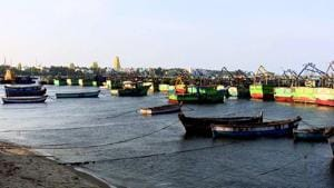 The fishermen in Tamil Nadu have been advised not to venture in the sea.(Representative Photo/ANI)