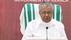 Kerala CM Pinarayi Vijayan (File Photo: ANI)