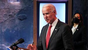 Joe Biden's win is good for India-US ties, writes Frank FIslam