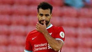 Salah available again for Liverpool in Champions League