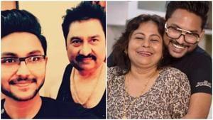 Jaan Kumar Sanu's parents got divorced when he was young.