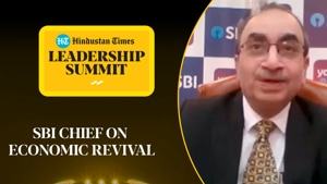 How will Indian economy fare in Q2? SBI chairman's GDP prediction #HTLS2020