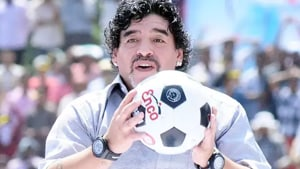 'Feel like a boxer who's been knocked out': Tributes pour in for Maradona