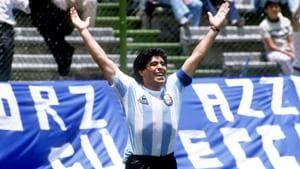 1986: The year of Diego Maradona