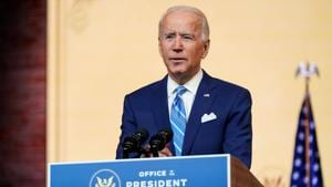 Democracy was tested this year, people up to the task: Joe Biden