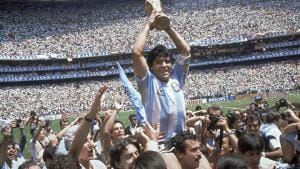 When Maradona magic mesmerized 1,00,000 fans at the Azteca