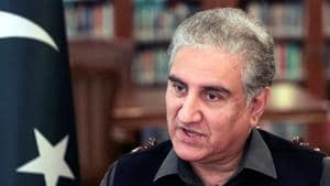 Foreign minister Shah Mehmood Qureshi will be representing Pakistan at the OIC meeting.(Reuters file)