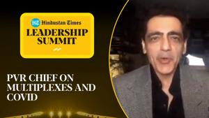 Will Nolan's 'Tenet' give boost to Indian multiplexes? PVR MD answers #HTLS2020
