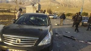 Who is the Iranian scientist killed in Tehran?