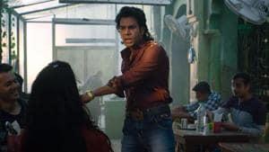 Rajkummar Rao played Aaloo in Ludo.